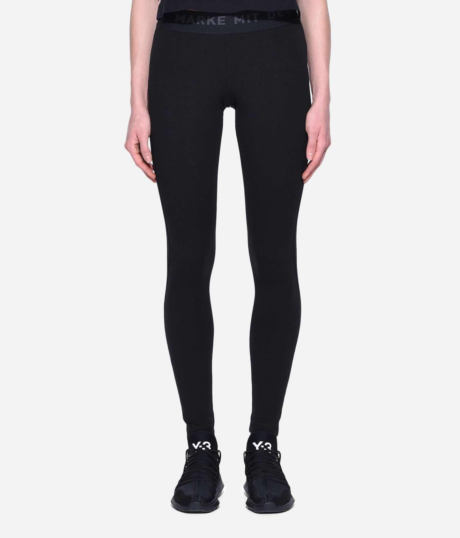 Y-3 Y-3 Logo Leggings Leggings Woman r