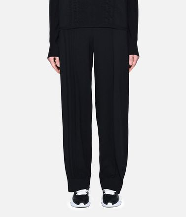 Y-3 Casual pants Woman Y-3 Tech Wool Pants r