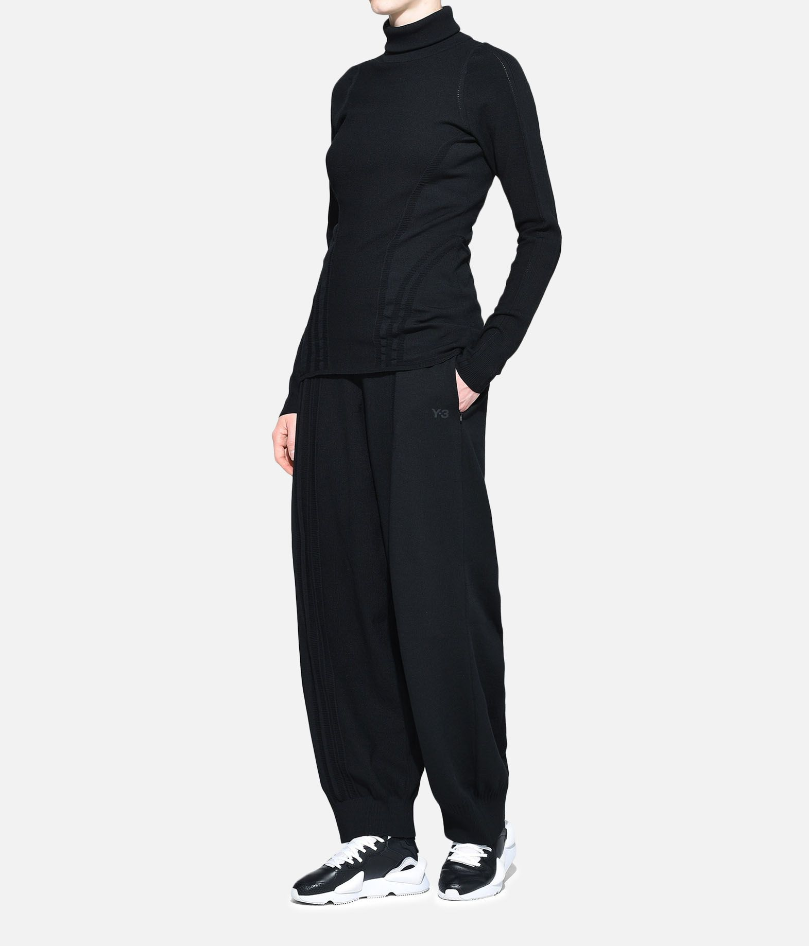 Y-3 Y-3 Tech Wool Pants Casual pants Woman a