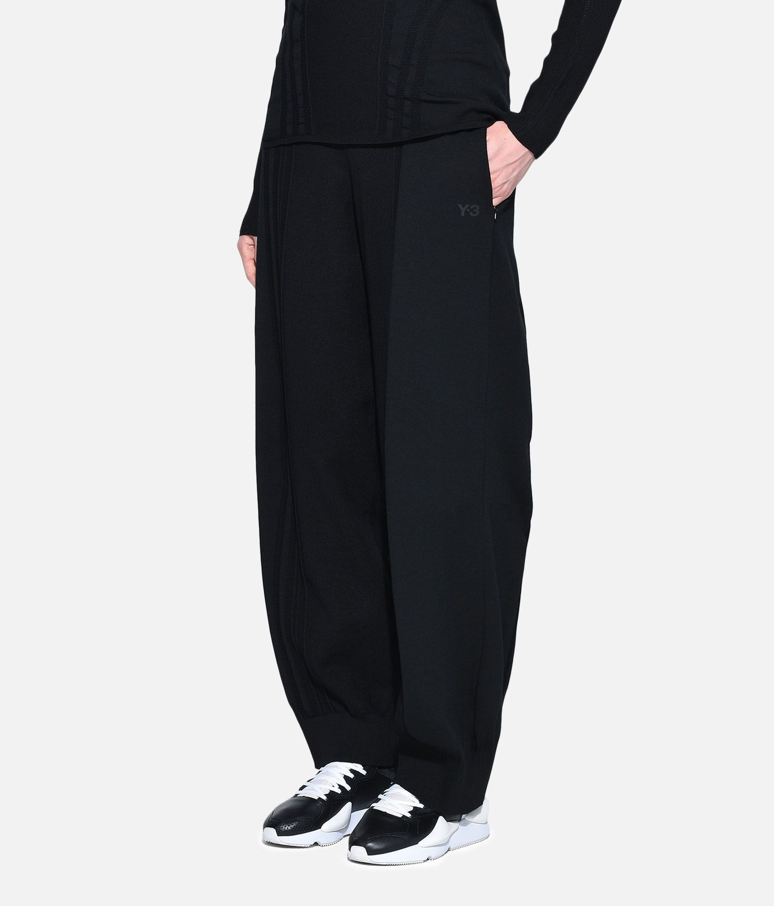 Y-3 Y-3 Tech Wool Pants Casual pants Woman e