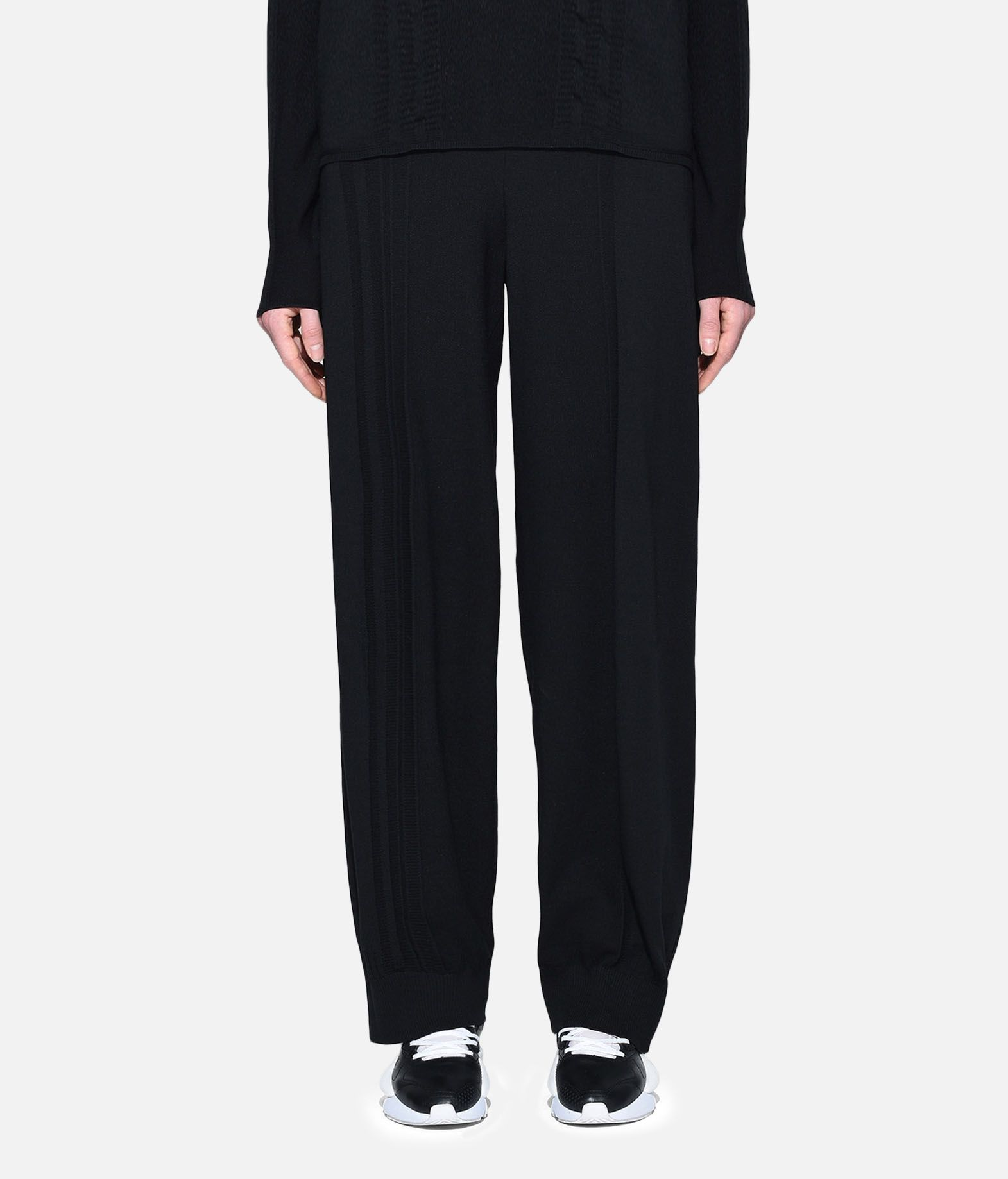 Y-3 Y-3 Tech Wool Pants Casual pants Woman r