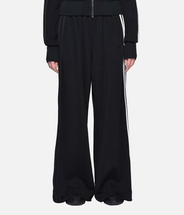 Y-3 トレーニングパンツ レディース Y-3 3-Stripes Selvedge Matte Track Pants r