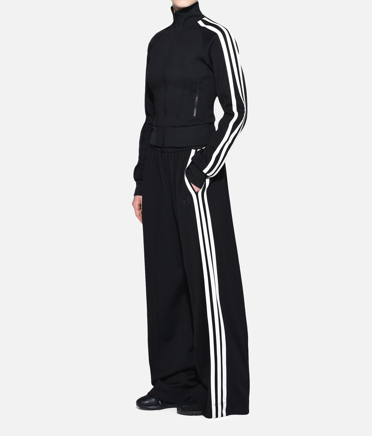 Y-3 Y-3 3-Stripes Selvedge Matte Track Pants Track pant Woman a