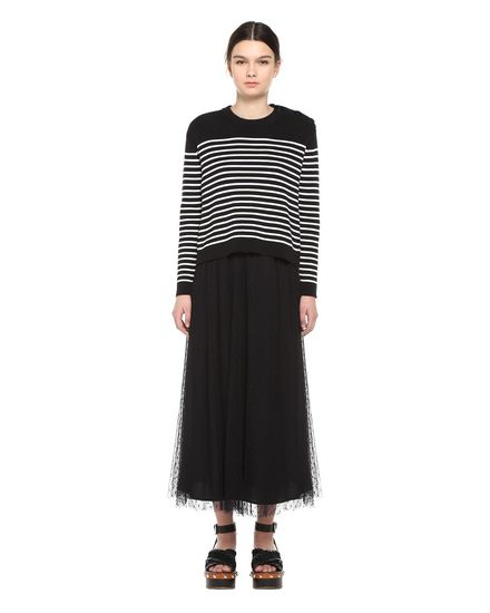 REDValentino Skirt Woman PR0RA2751GK 0NO f