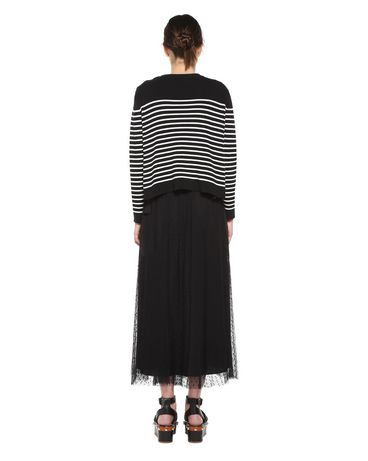 REDValentino PR0RA2751GK 0NO Skirt Woman r