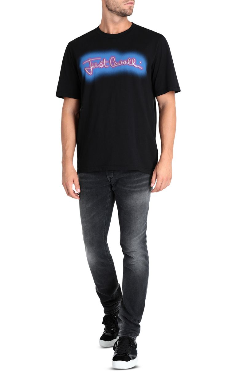 JUST CAVALLI Slim 5-pocket jeans Jeans Man r 2d8cf7d2c