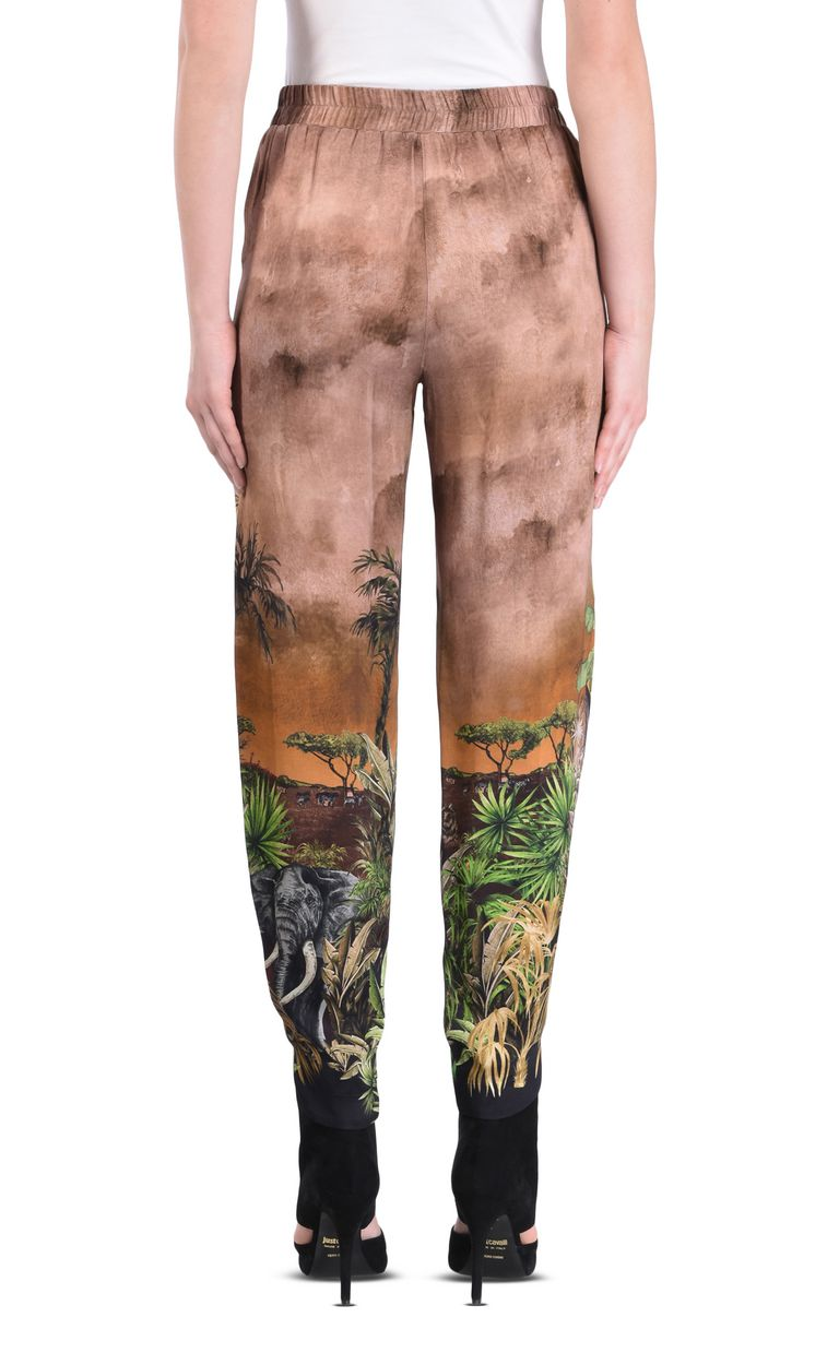 JUST CAVALLI Congo long trousers Casual pants [*** pickupInStoreShipping_info ***] d