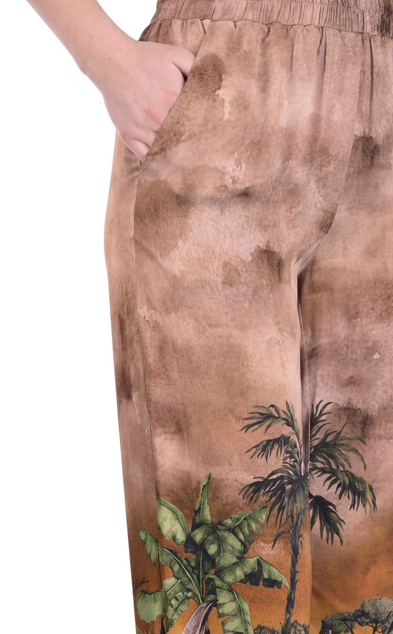 JUST CAVALLI Congo long trousers Casual pants [*** pickupInStoreShipping_info ***] e