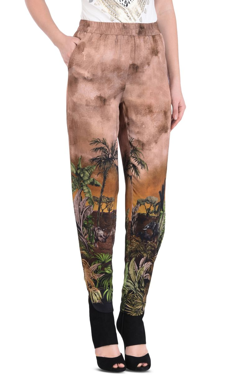 JUST CAVALLI Congo long trousers Casual pants [*** pickupInStoreShipping_info ***] f