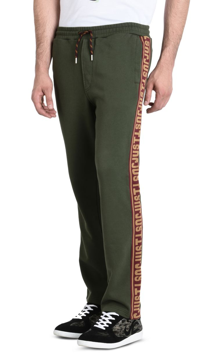JUST CAVALLI JustJust track trousers Casual pants Man f
