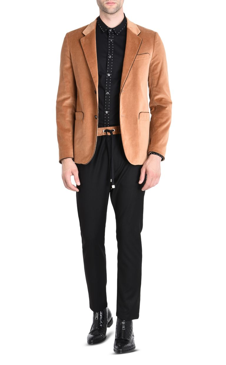 JUST CAVALLI Trousers with drawstring Casual pants Man r