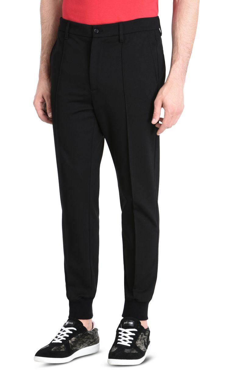 JUST CAVALLI Elegant classic trousers Casual pants Man f