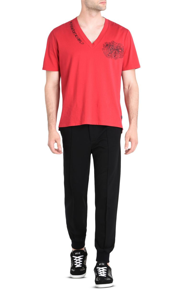 JUST CAVALLI Elegant classic trousers Casual pants Man r