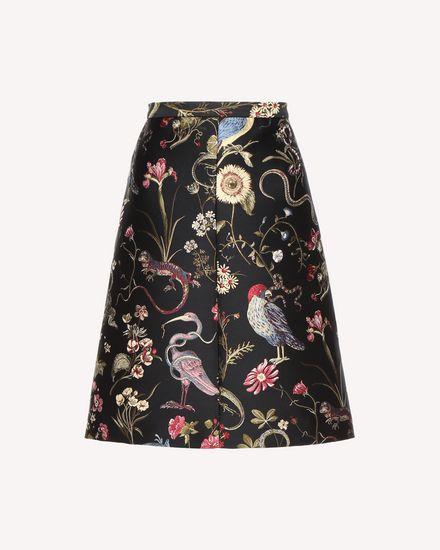 REDValentino Skirt Woman QR3RA2X53T 0NO a