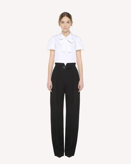 REDValentino Pants Woman QR3RB1A02EU 0NO f