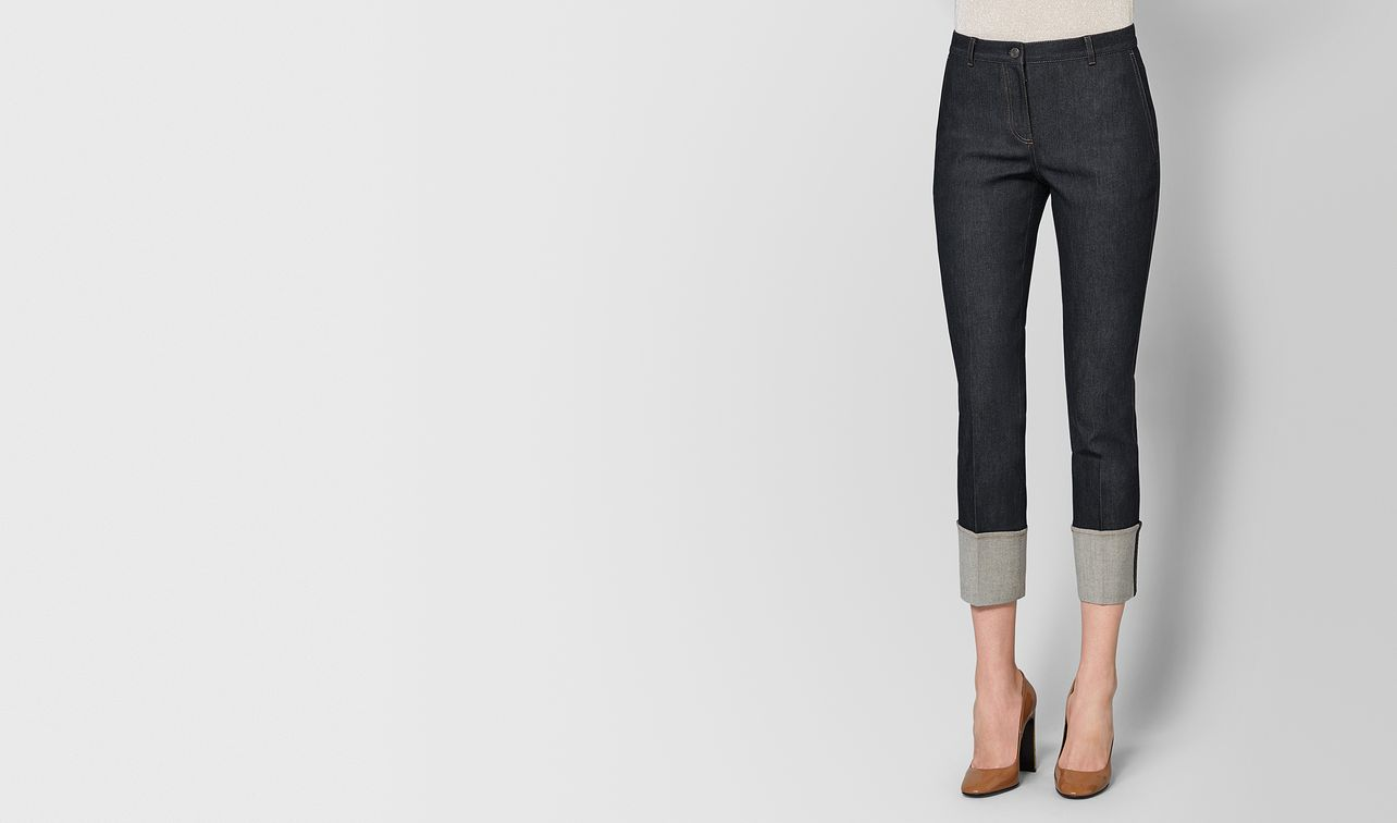 blue cotton pant landing