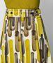 BOTTEGA VENETA MULTICOLOR COTTON SKIRT Skirt or trouser Woman ep