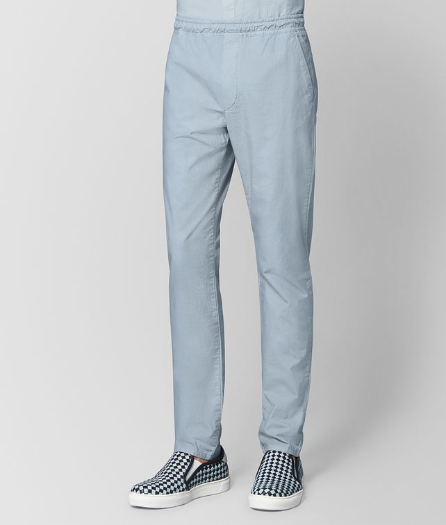 BOTTEGA VENETA ARCTIC COTTON PANT Trouser or jeans Man fp