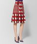 BOTTEGA VENETA MULTICOLOR COTTON SKIRT Skirt or pant Woman rp