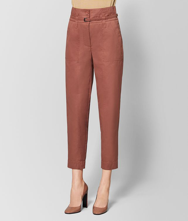 BOTTEGA VENETA HIBISCUS COTTON PANT Skirt [*** pickupInStoreShipping_info ***] fp