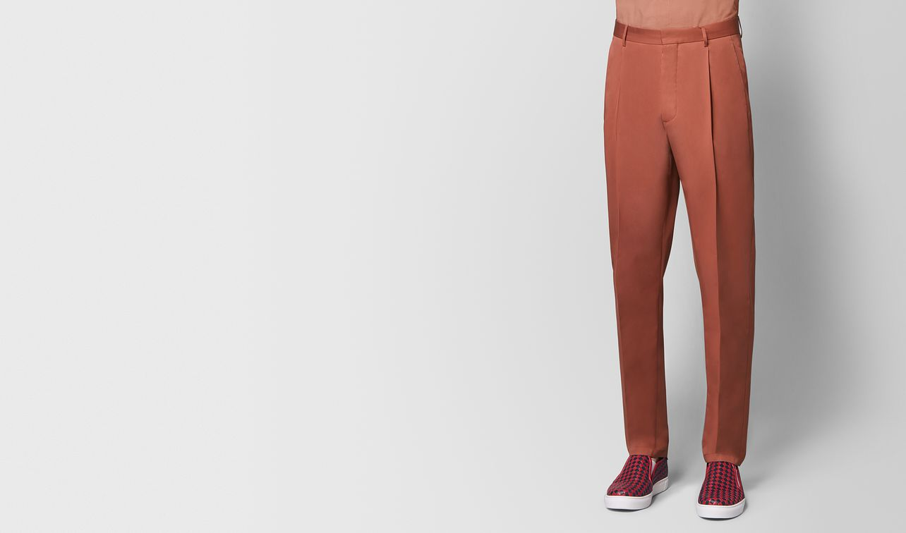 dark hibiscus cotton pant landing