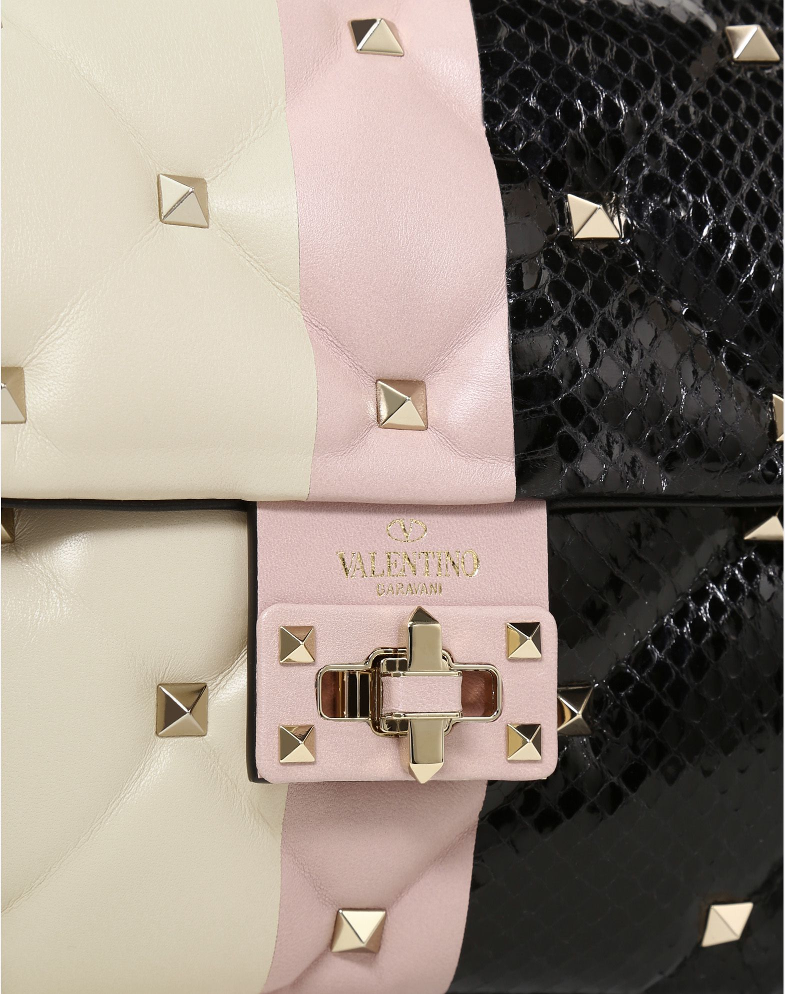 VALENTINO GARAVANI Candystud Cross-body Bag CROSS BODY BAG D b