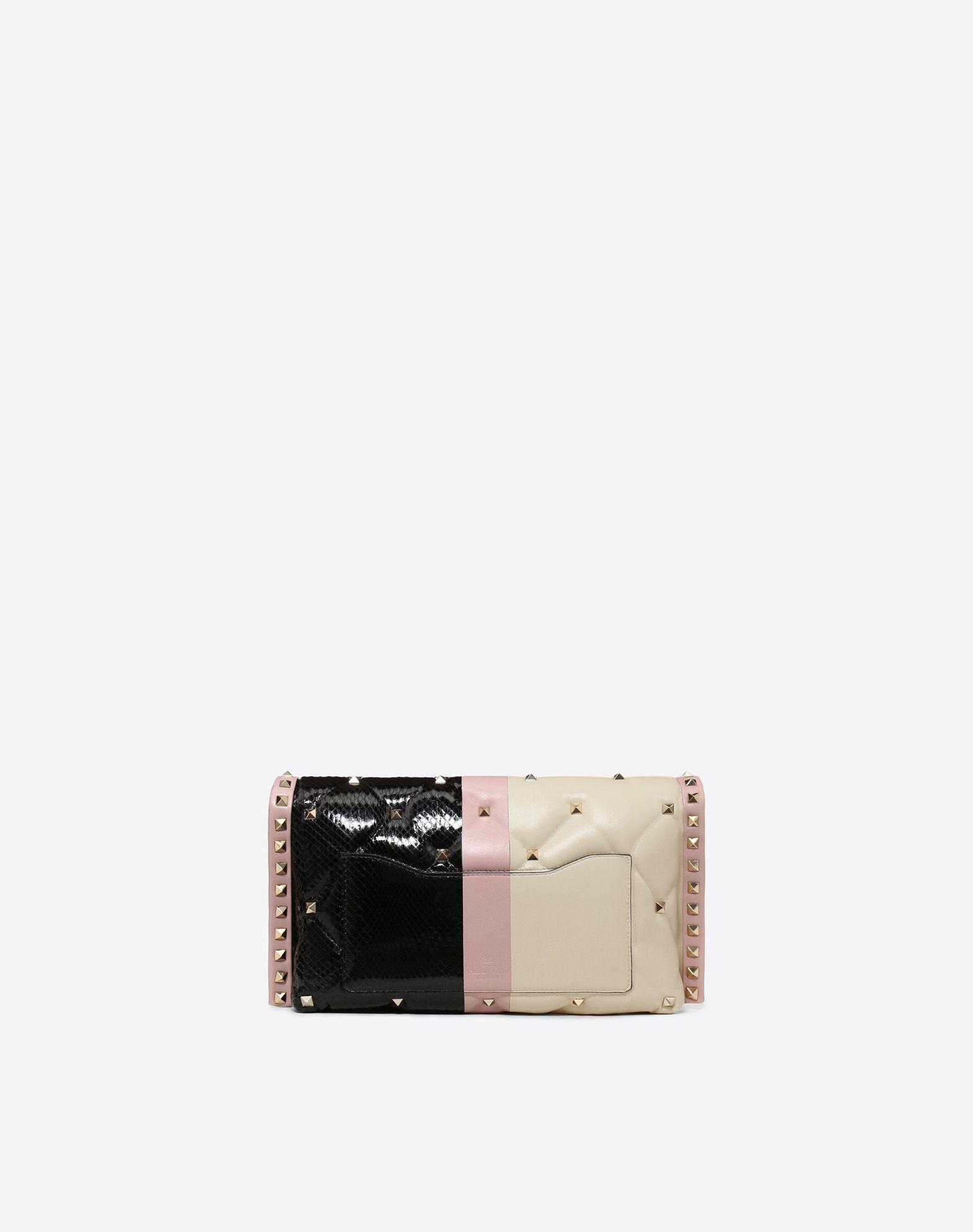 VALENTINO GARAVANI Candystud Cross-body Bag CROSS BODY BAG D d