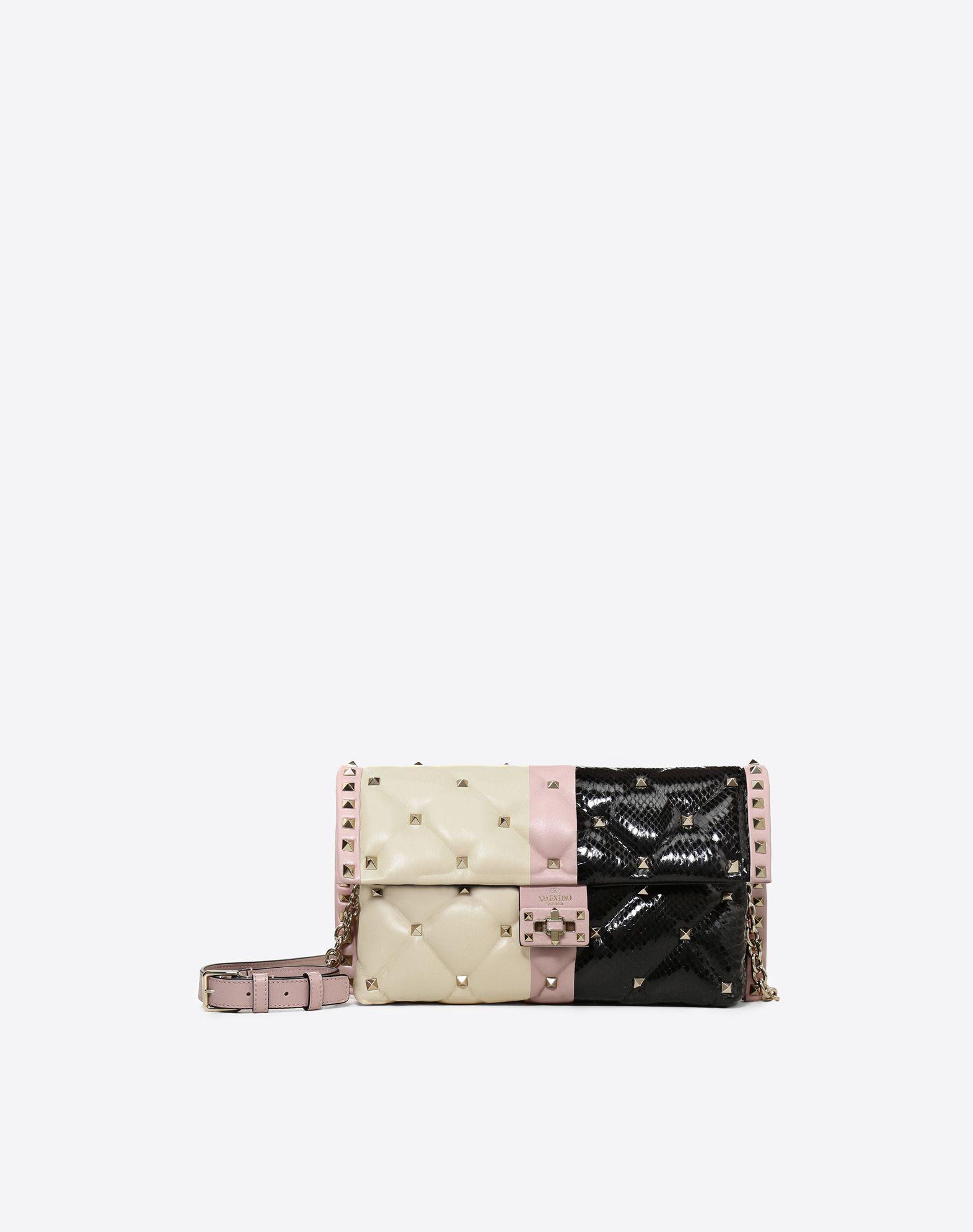 VALENTINO GARAVANI Candystud Cross-body Bag CROSS BODY BAG D f