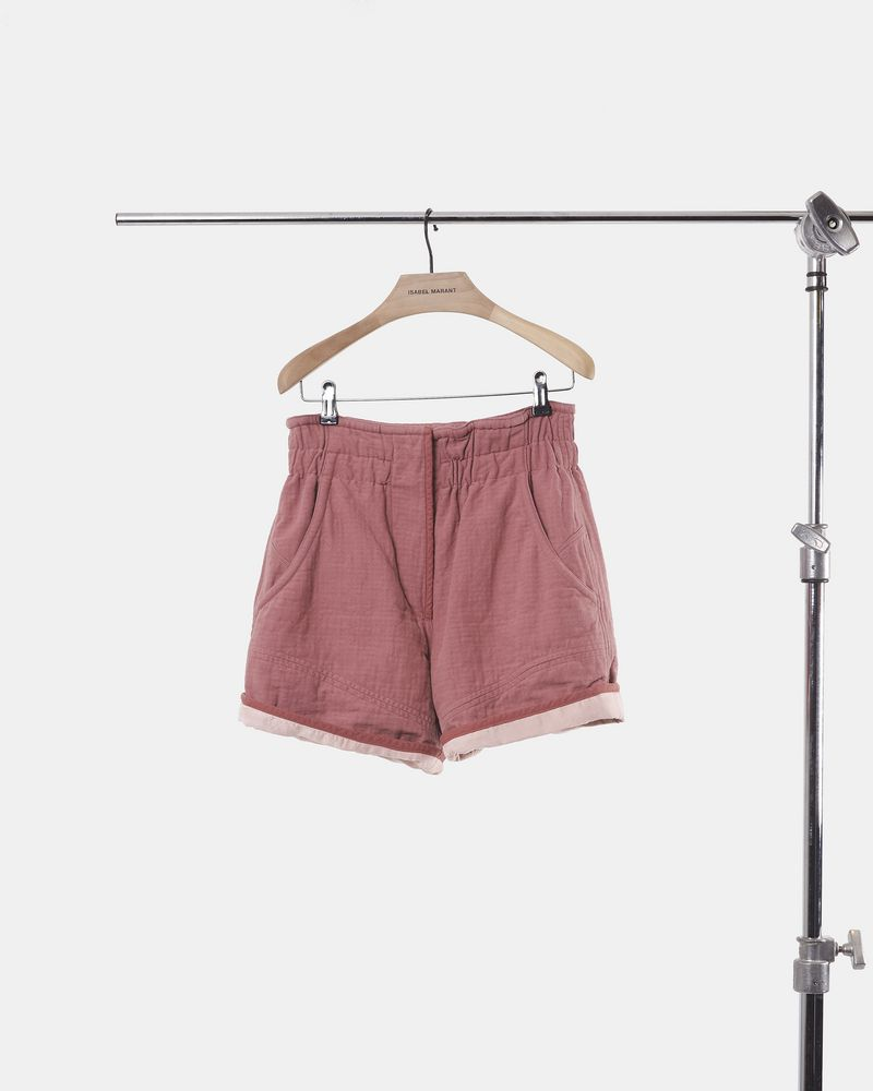 ESY tube-knit shorts  ISABEL MARANT