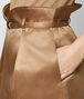 BOTTEGA VENETA CAMEL SATIN PANT Skirt or pant Woman ep