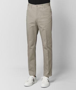 DARK CEMENT COTTON PANT