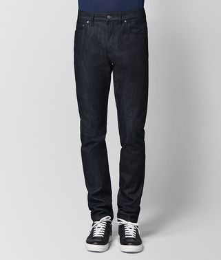 DARK NAVY DENIM PANT