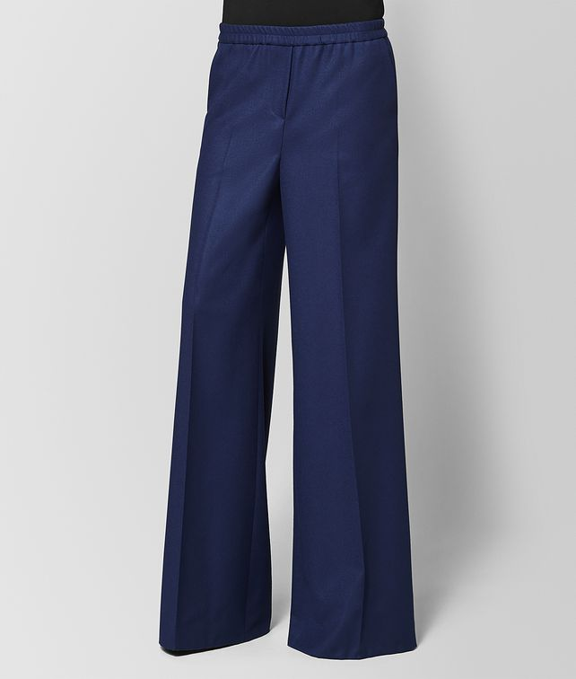 BOTTEGA VENETA ATLANTIC WOOL PANT Skirt or trouser Woman fp