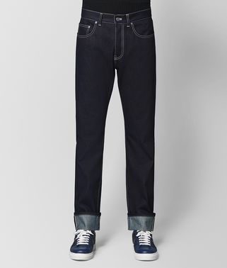 DARK NAVY DENIM JEAN