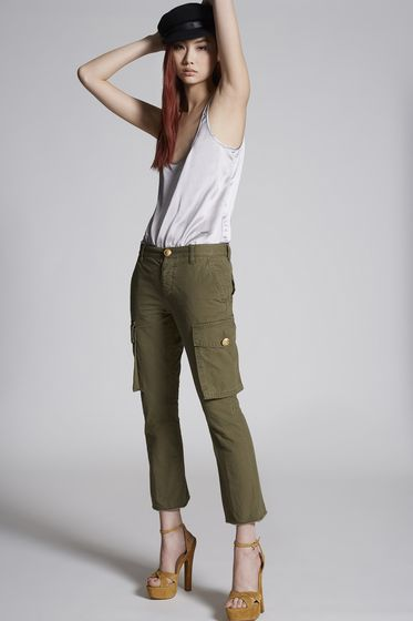 DSQUARED2 Trousers Woman S75KA0897S36258900 b