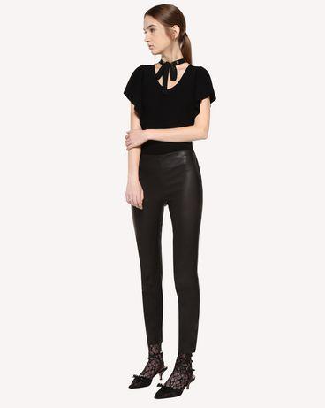 REDValentino QR3NF00L3V2 0NO Pants Woman d