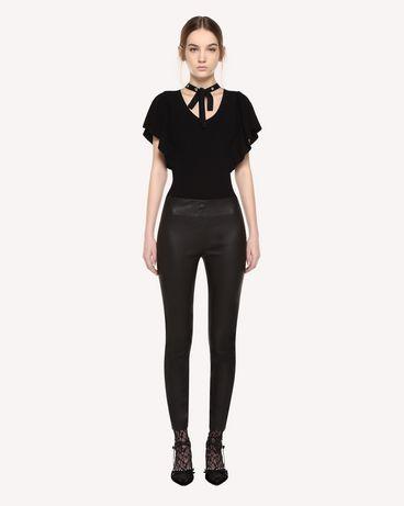 REDValentino QR3NF00L3V2 0NO Trousers Woman f