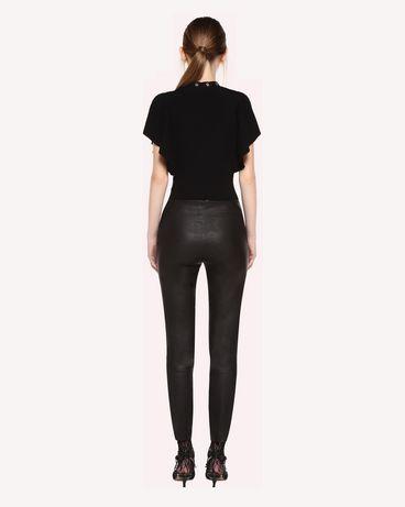 REDValentino QR3NF00L3V2 0NO Trousers Woman r