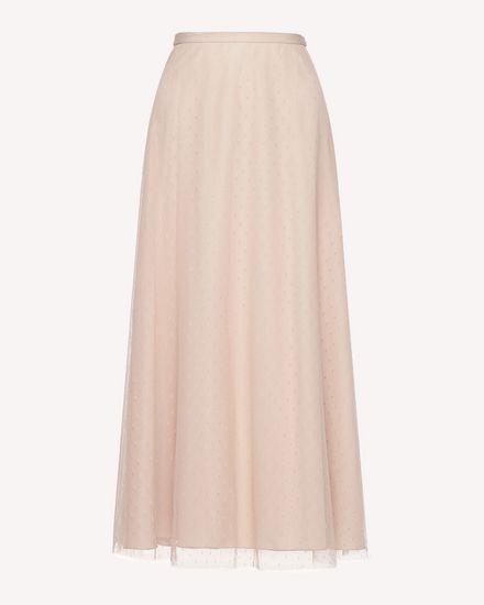 REDValentino Skirt Woman QR3RA2V51GK 377 a