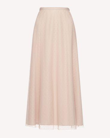 REDValentino QR3RA2V51GK 377 Skirt Woman a