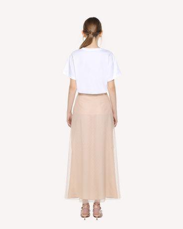 REDValentino QR3RA2V51GK 377 Skirt Woman r