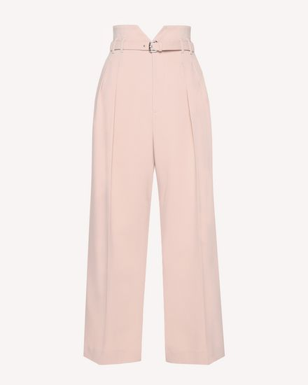 REDValentino Pants Woman QR3RB1A32EU 377 a