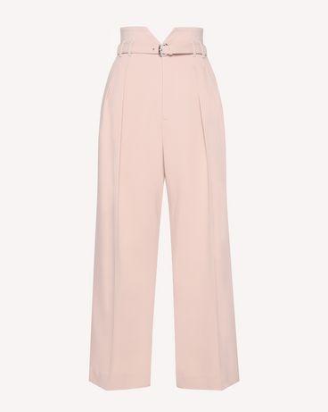 REDValentino QR3RB1A32EU 377 Trousers Woman a