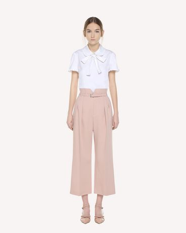 REDValentino QR3RB1A32EU 377 Trousers Woman f
