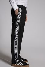 DSQUARED2 Wool Cady Gym Pants Pantalon Homme