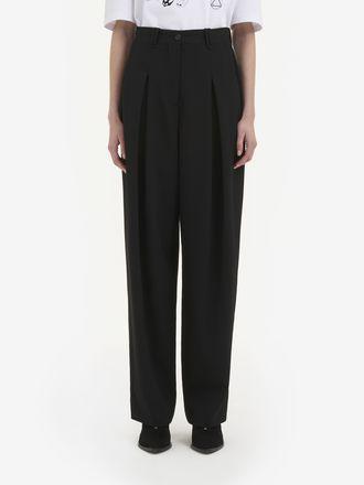 Tailored Pleat Pants