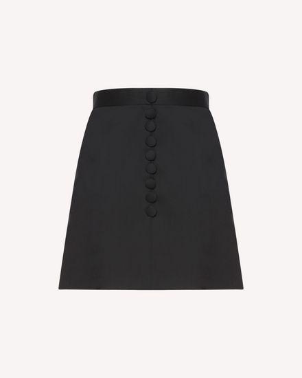 REDValentino Skirt Woman QR3RA2W53SL 0NO a