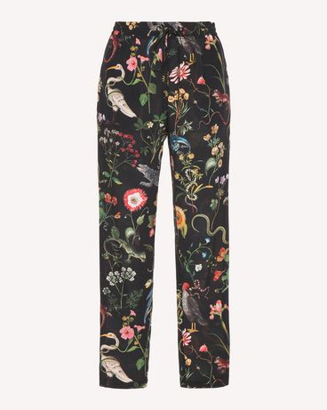 REDValentino QR3RB1B03T4 0NO Trousers Woman a