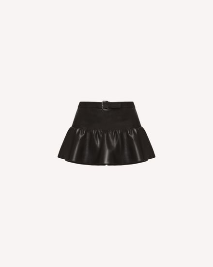 REDValentino Shorts Woman QR3NH01D3V7 0NO a