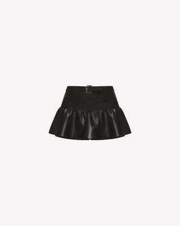 REDValentino QR3NH01D3V7 0NO Shorts Woman a